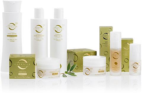 Productos Capriche d'olive