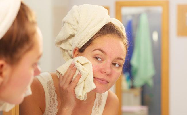 Aprende A Limpiar Correctamente Tu Cara