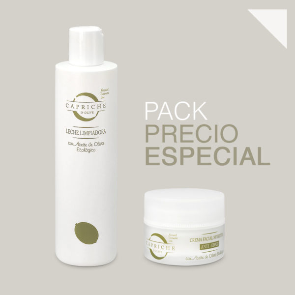 Pack Leche Y Crema De Día