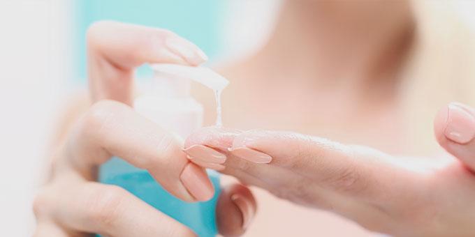 Hidratación piel